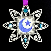 Christians and Muslims Can Celebrate Holidays Together with this Islamic Star Christmas Ornament