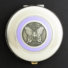 Butterfly Compact - A mirror that reflects beauty