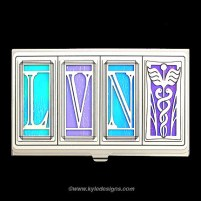 lvn-nursing-business-card-cases