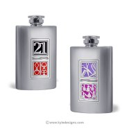 custom-21st-birthday-flasks-design-yoru-own