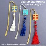 Tassel Bookmarks for Christians