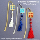 Tassel Bookmarks for Christians