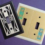 Custom Wallplates from Kyle Design