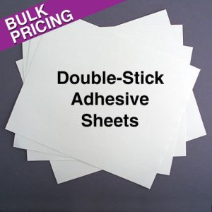 Adhesive Paper Sheets for School and Work Projects