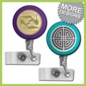 Decorative Badge Reel