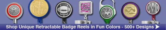 Shop Retractable Badge Reels