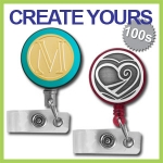 Retractive Badge Holders for ID